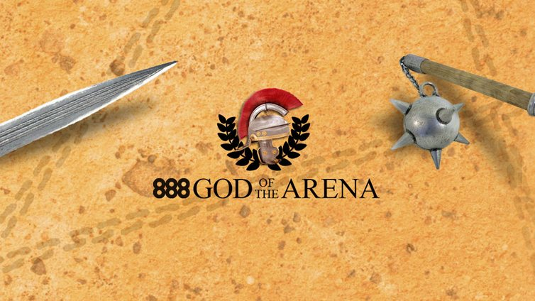 Турниры God Of The Arena на 888 Покер