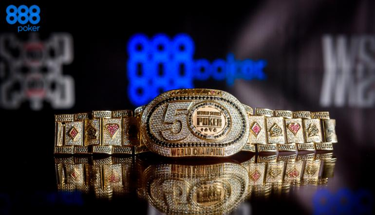 Анонс участия 888 Poker Squad в Main Event WSOP