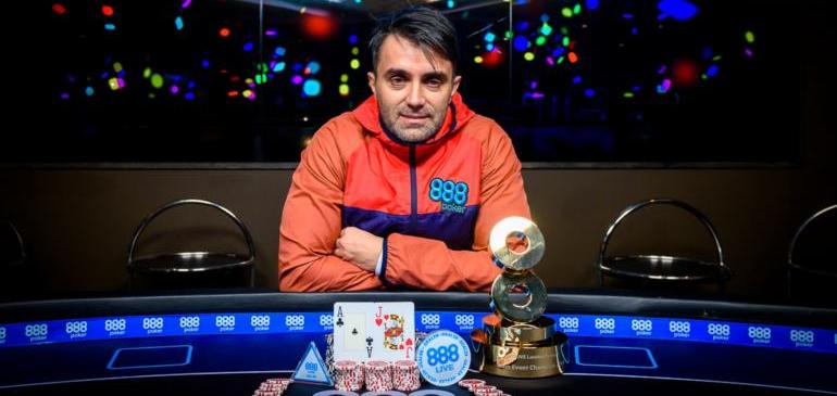 Adrian Constantin — Winner Main Event