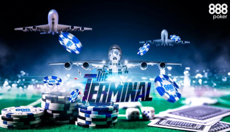 Announcement of The Terminal