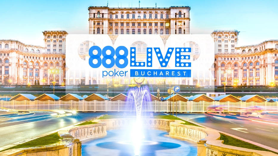 888 Poker Live Bucharest Festival Announcement
